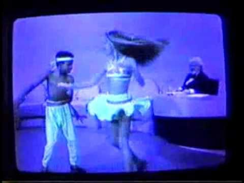 Lambada. Roberta y Chico (La pareja original) - YouTube
