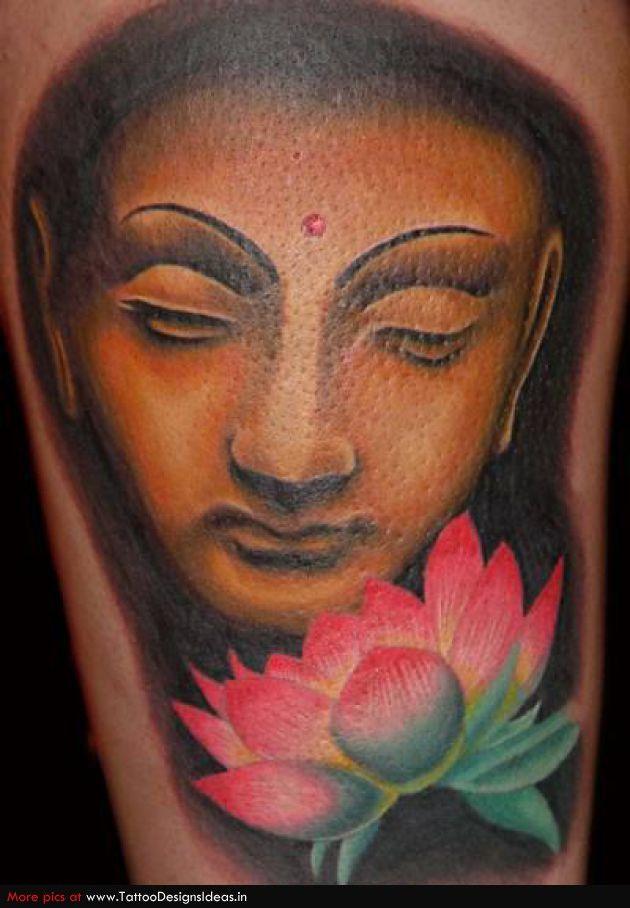 Buddha lotus tattoos pinterest buddha lotus buddha tattoos buddha lotus lotus flower tattooswater mightylinksfo