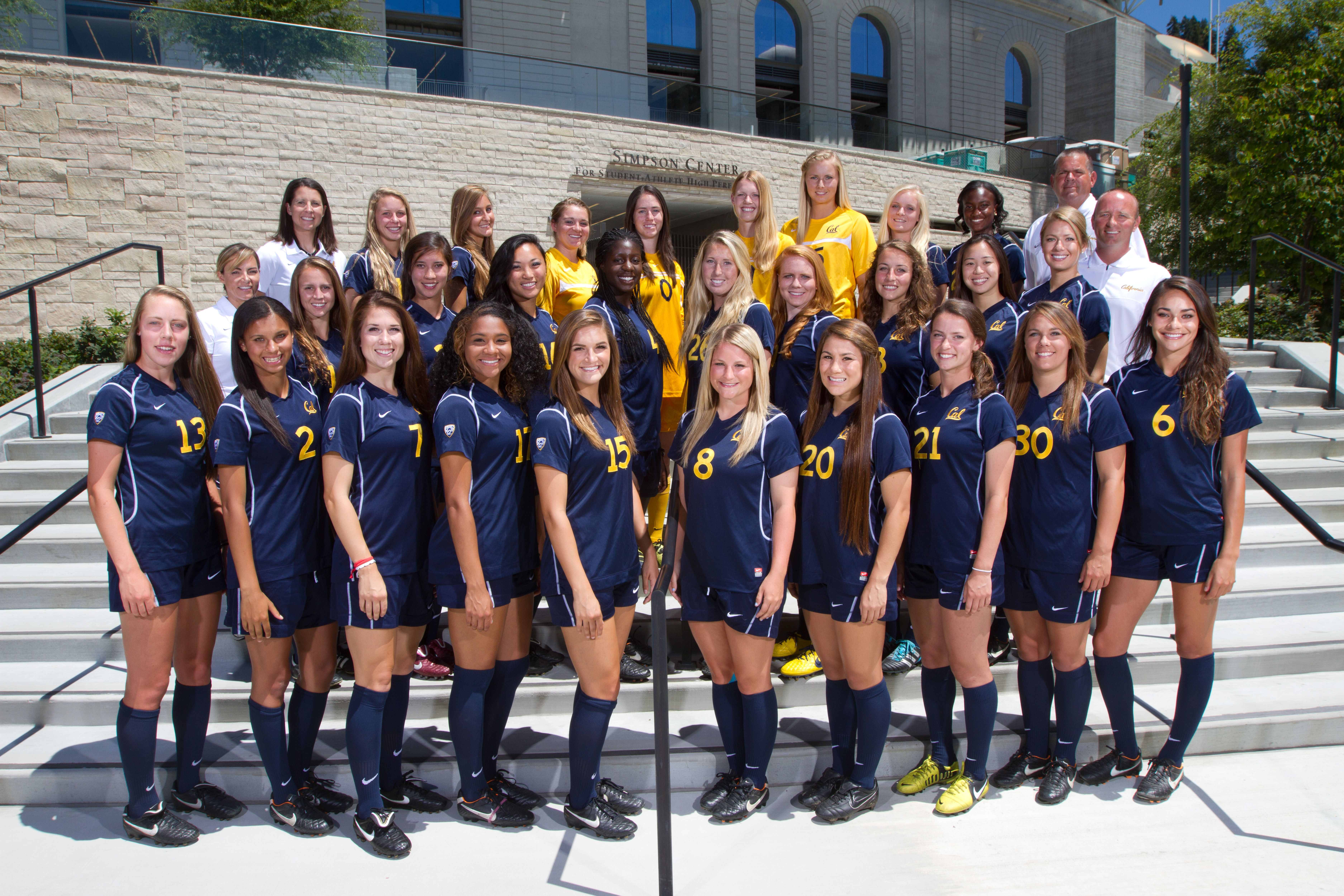 Follow Cal Women S Soccer On Facebook Twitter Https Www