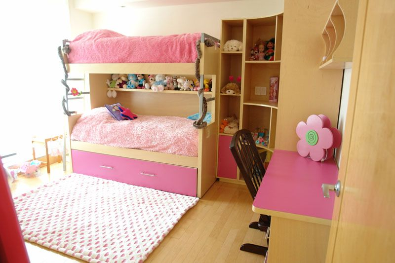 11 ideas para decorar la habitaci n de tu hijo decoraci n for Muebles habitacion infantil nina