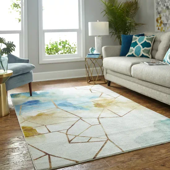 Amyra Off White 5 X 8 Rug In 2020 Area Rugs Mohawk Home Rugs