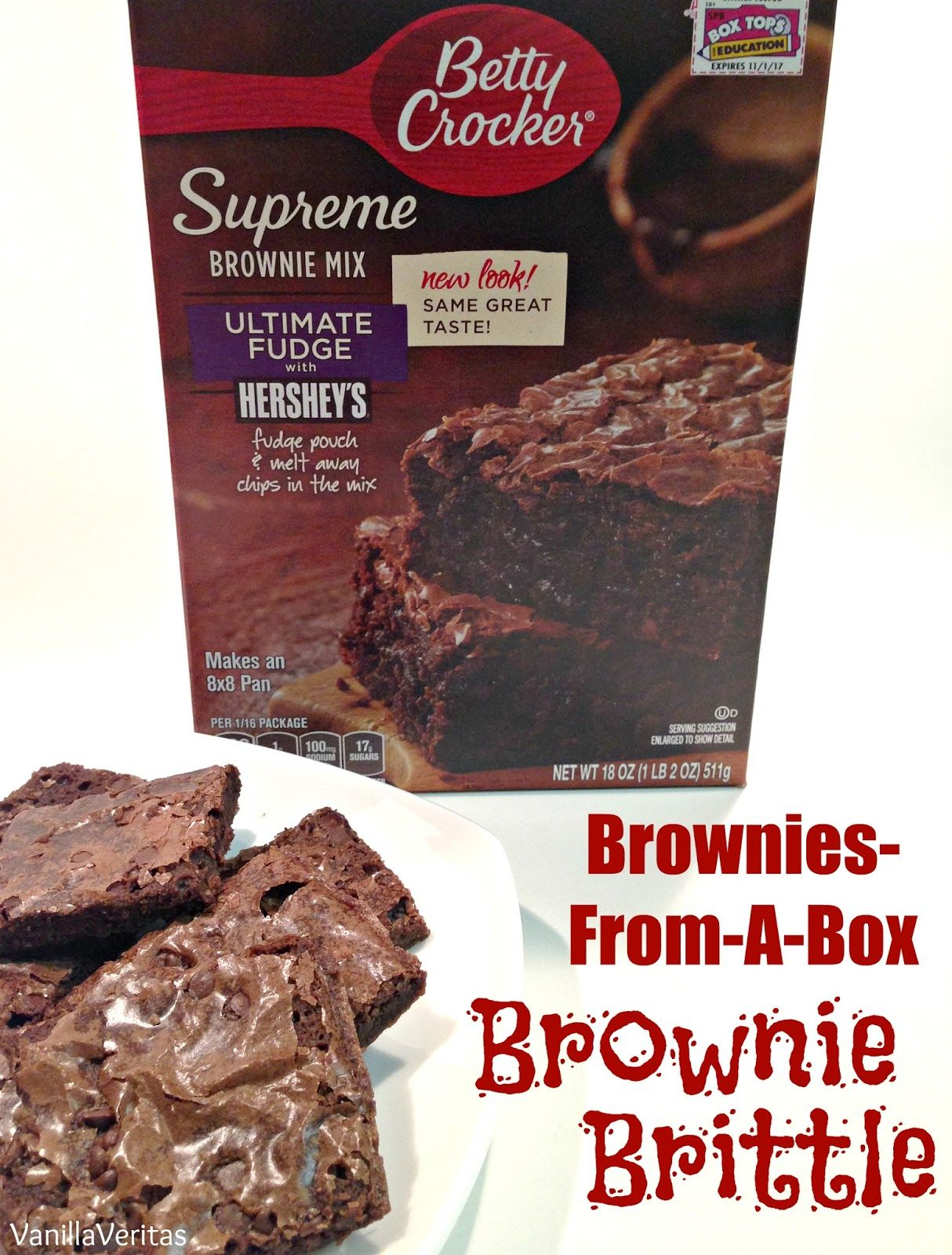 Duncan Hine Cake Mix Cookies