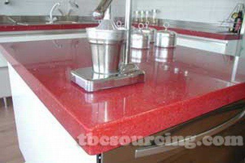 Red Tile For Kitchen Countertops Red Quartz Countertops Buy Red Quartz Countertops Countertops Quartz Countertops Red Kitchen