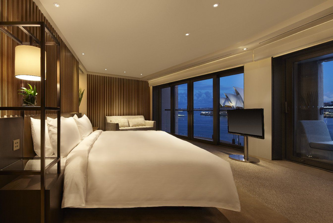 After A Day Trip To Bondi Beach It Would Be Sweet Dreams While Staying At The Park Hyatt Sydney Luxury Travel Vacation Jan Issues Burlison Hotels
