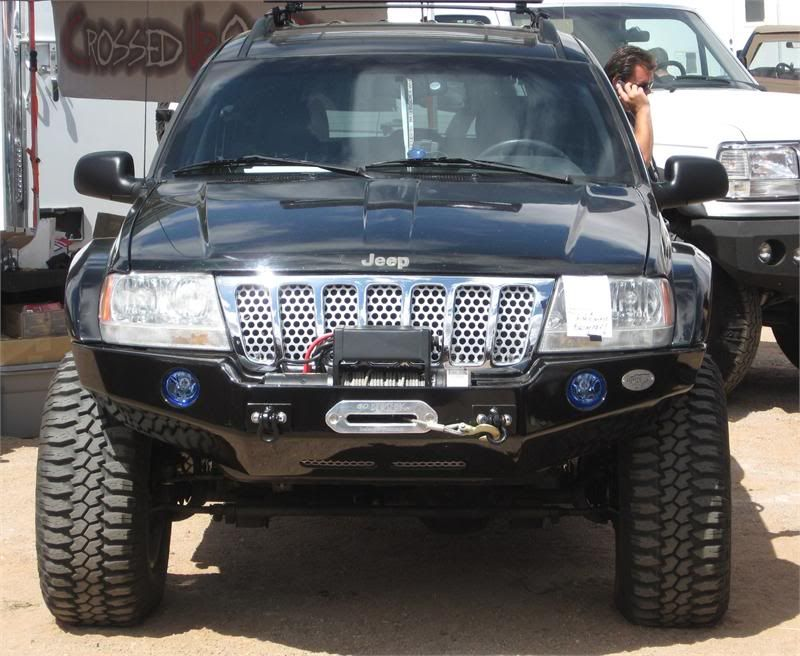 Arb Bumpers Wj Click The Image To Open In Full Size Jeep