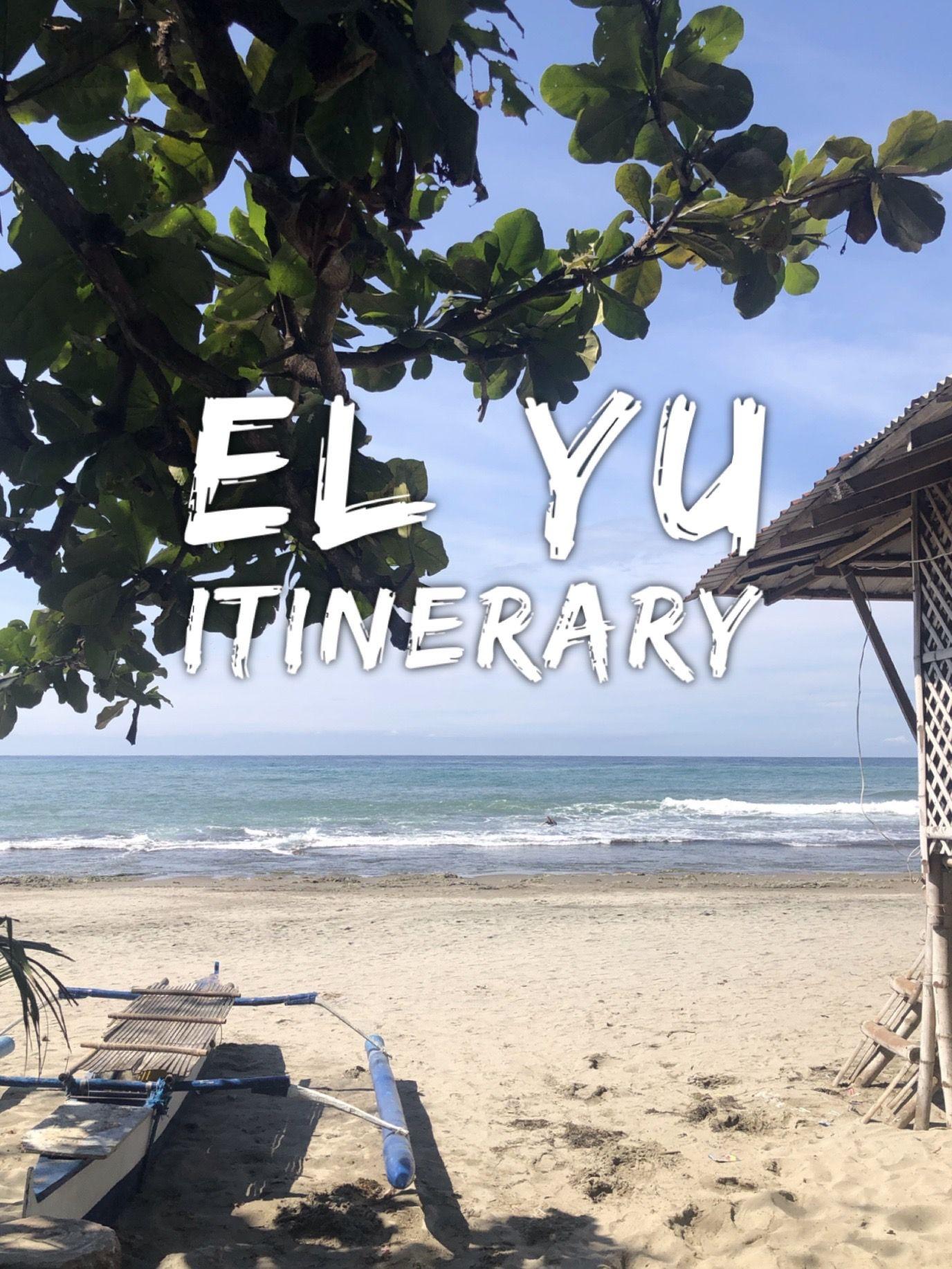 La Union Itenerary In 2020 Kahuna Beach Resort San Juan Beach La Union