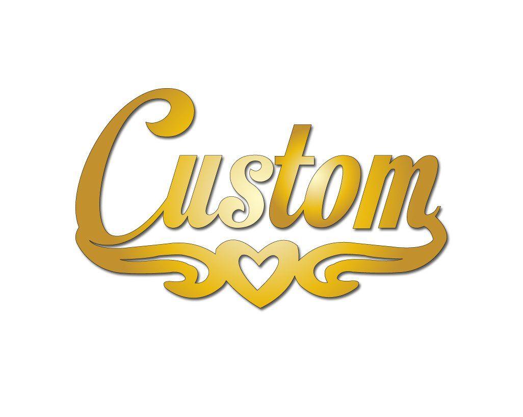 Custom Wallplate | Wall decor