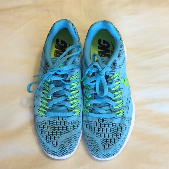 Brand New: Womens nike lunar tempo trainer aqua Lightweight