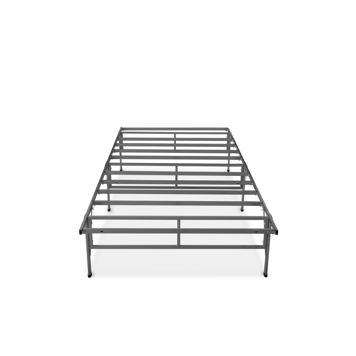 Night Therapy Easy To Assemble Smartbase Twin Bed Frame Twin