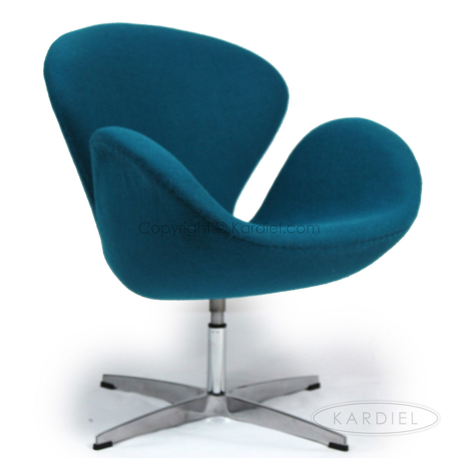 Swan chair by Arne Jacobsen mid century retro Pinterest