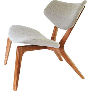 Chair CJ3, Flädie Furnitures - place it in your project (ArchiCAD, AutoCAD, SketchUp or Revit) http://bimobject.com/