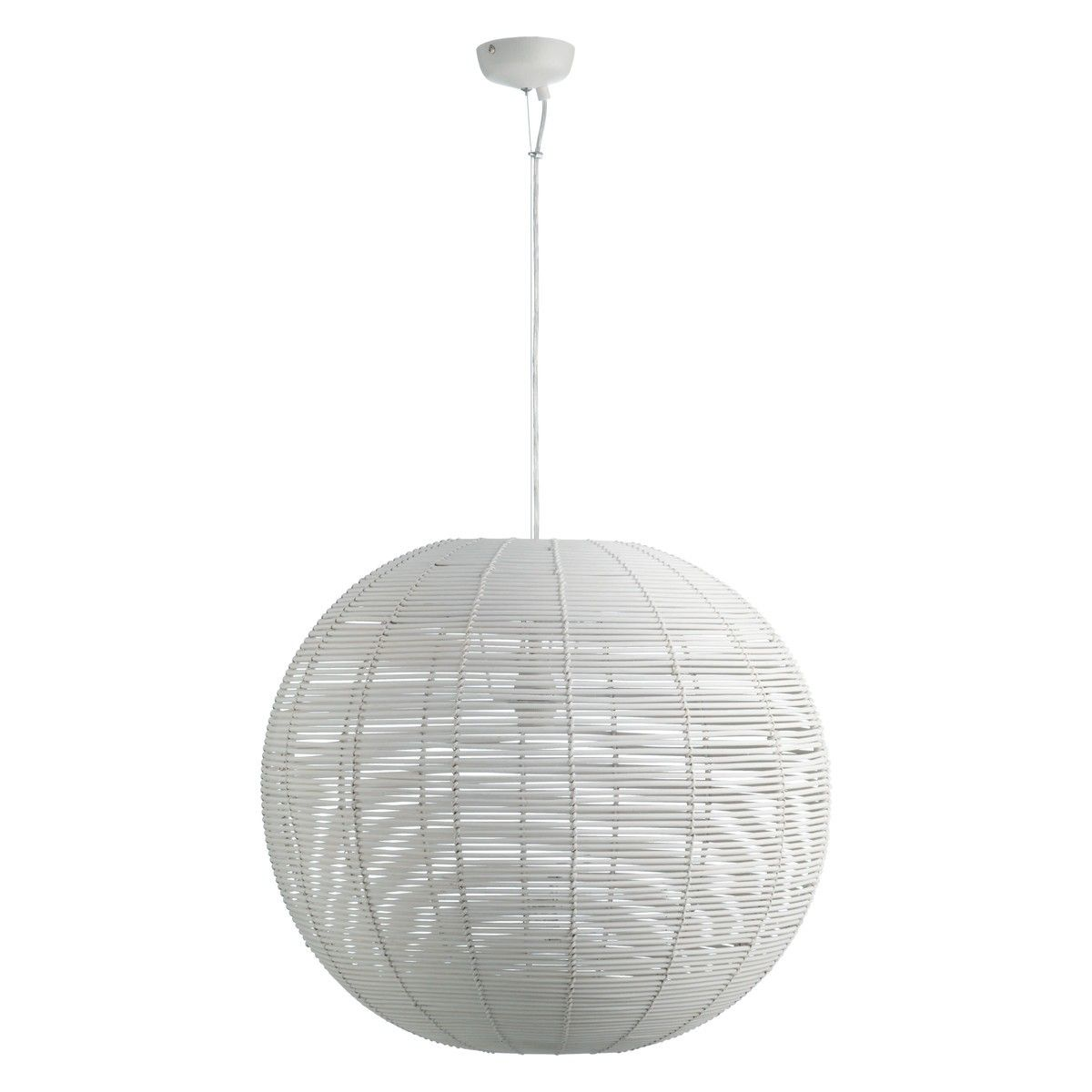 Malmo white rattan ceiling light project house pinterest malmo white rattan ceiling light mozeypictures Images