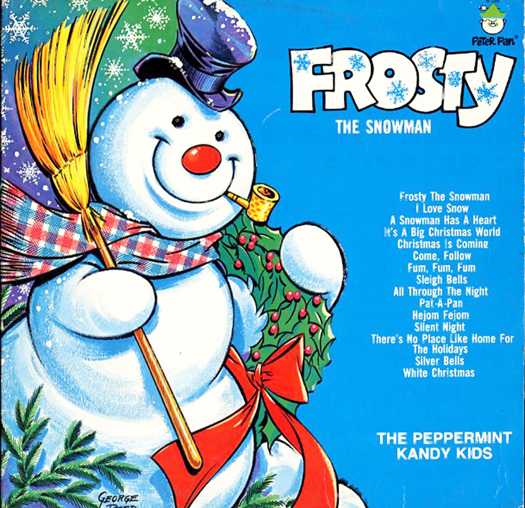 Frosty the Snowman Song | ... Frosty the Snowman. (8108) - Christmas ...