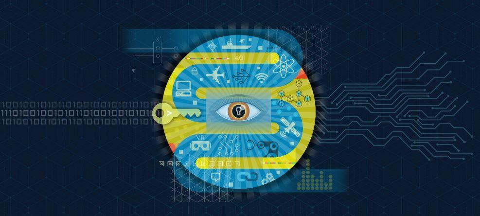 Gordon Studer An Illustration Graphic For Deloitte Insight Illustration Graphic Defense