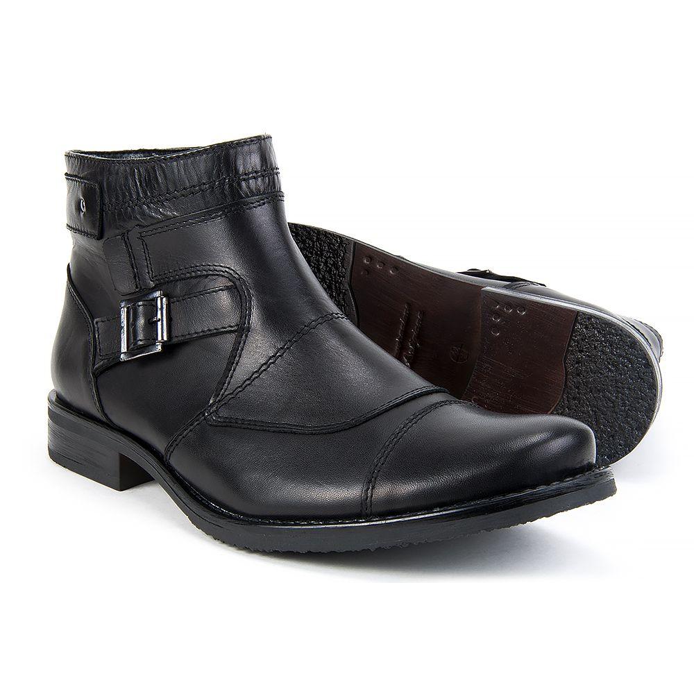 Polbuty Filippo 0603 012 01 5 Czarne Szrek Kozaki I Botki Polbuty Buty Meskie Filippo Pl Boots Biker Boot Ankle Boot