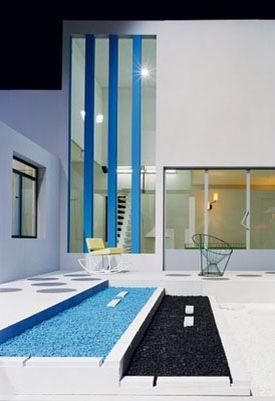 Mon Oncle Jacques Tati 1958 Casas Entre Medianeras Arquitectura Interior Arquitectura