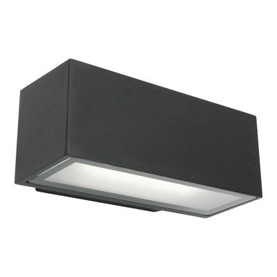 Cluny Led Exterior Light Led Exterior Wall Lights Wall Lights Up Down Wall Light