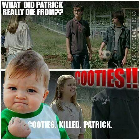 Walking Dead Patrick Watch The Walking Dead Season 3 Free