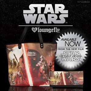 Estas bolsas e carteiras são tudo o que faltava para completar o look pra ir ao cinema na estreia do próximo filme de Star Wars, o Episódio VII – O Despertar da Força. :P