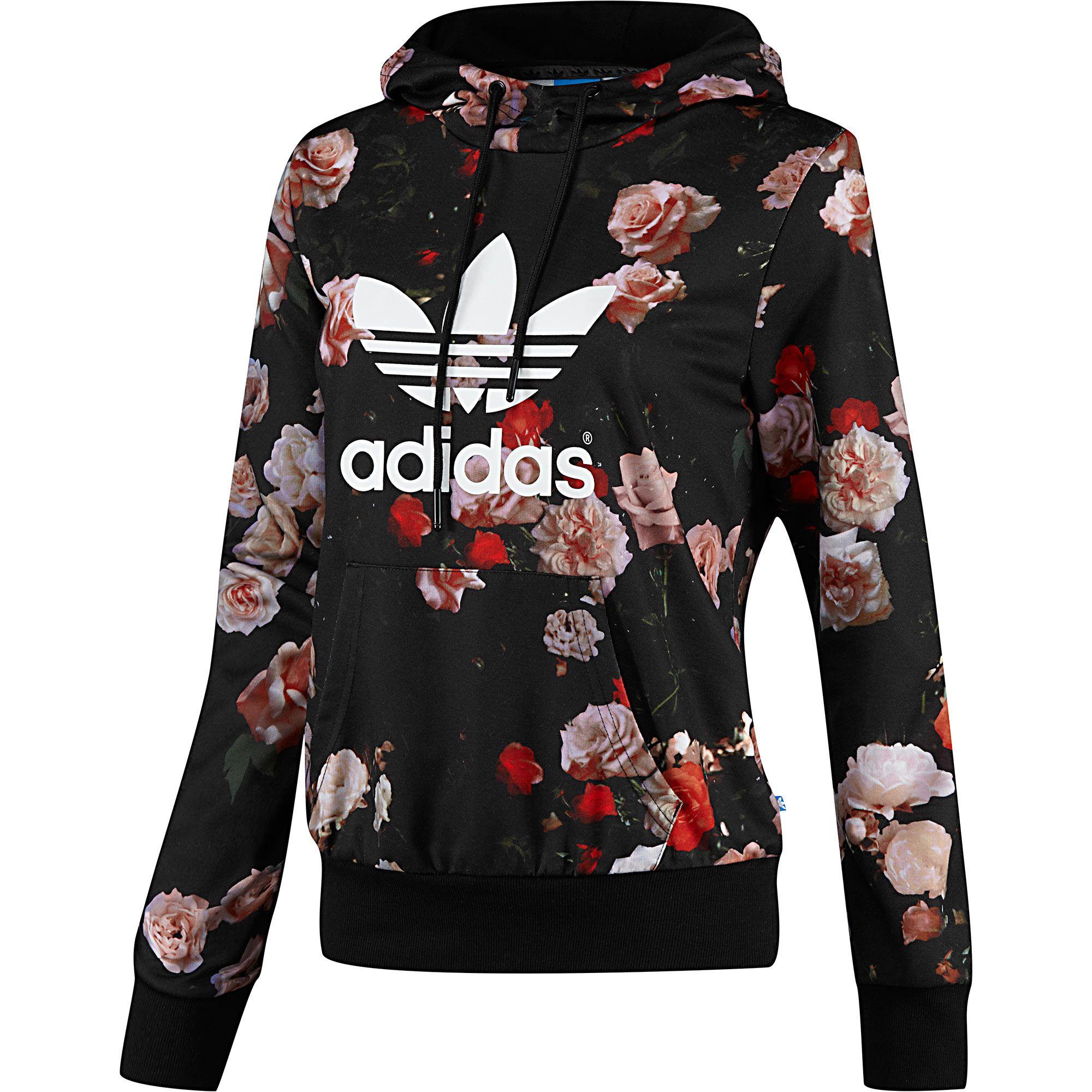 Ver insectos Ten confianza vestir  moletons femininos Adidas cinza com estampa | Adidas women, Fashion
