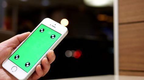Woman holding green screen cell phone on beautiful blurred lighting background S... -  - #background #beautiful #blurred #Cell #green #Holding #Lighting #Phone #SCREEN #woman #DisneyIllustration  #DisneyStickers  #DisneySfondi