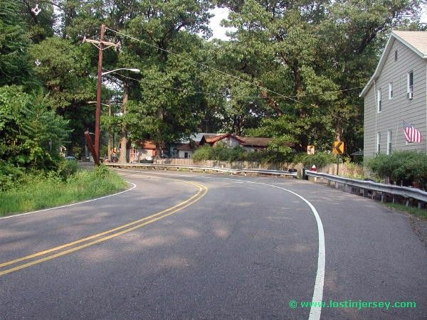 Annie's Road in Totowa, NJ, is supposedly haunted by the ghost of a woman who was killed on the road many many years ago. Allegedly she appears as a hitchhiker and if you pick her up she will cause you to lose control of your vehicle
