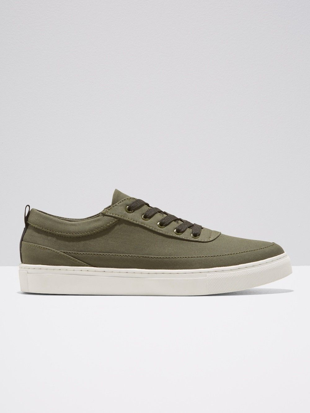 62187710ed2 Yeezy Women s Crepe Sneaker In Washed Canvas