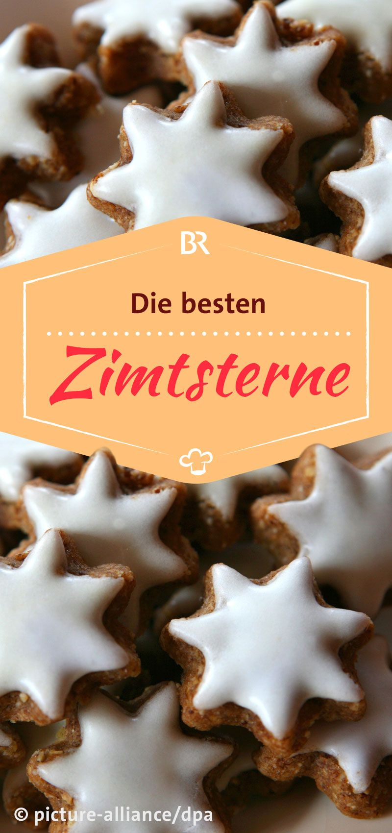 Weihnachten ohne Zimtsterne? Nicht vorstellbar! Hier erfährst Du ein einfaches Rezept für die besten Zimtsterne der Welt!  #zimtsterne #rezept #weihnachtsbäckerei #plätzchenbacken #foodporn