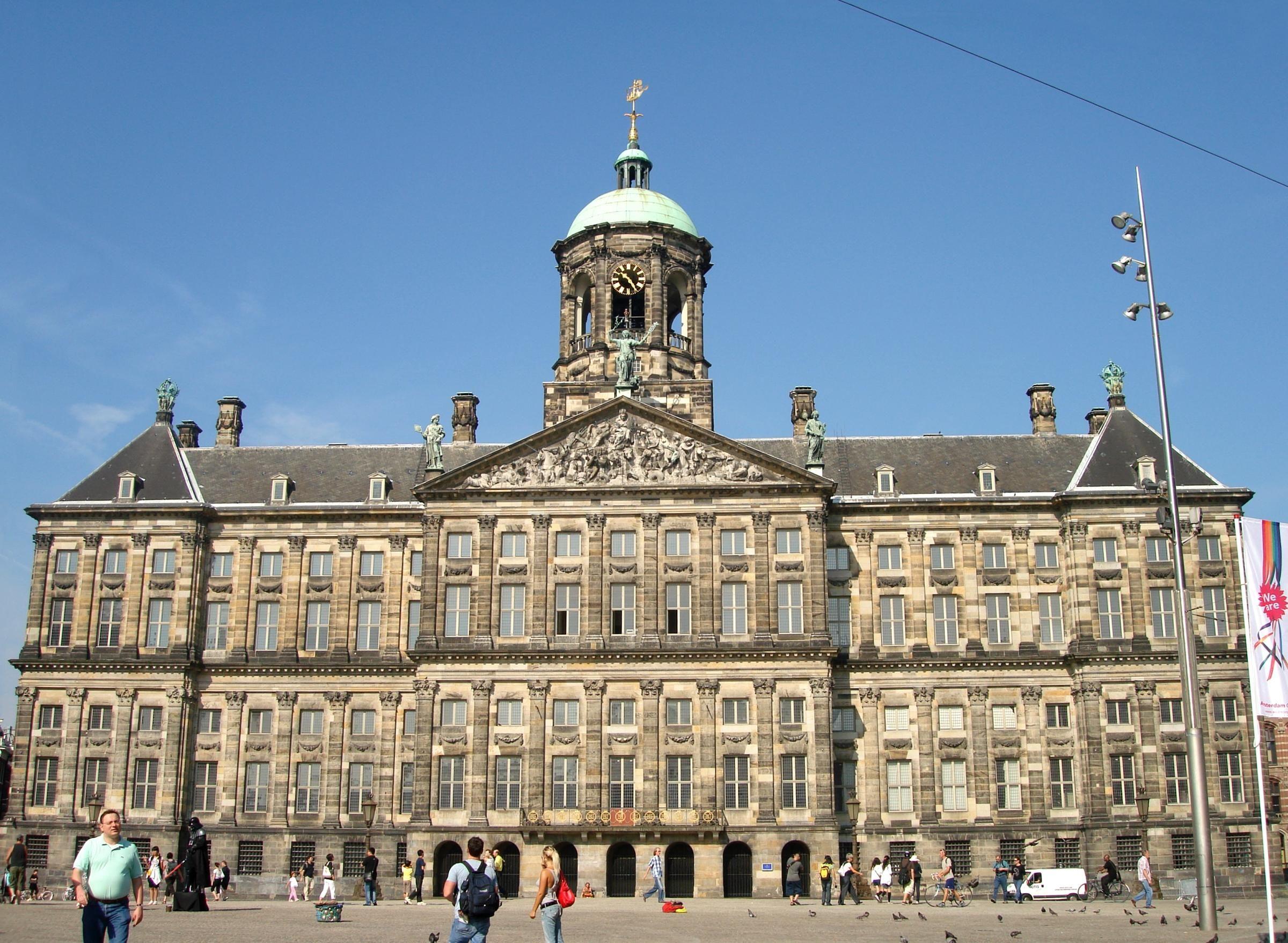 Royal palace world amsterdam my love and holland around it royal palace publicscrutiny Choice Image