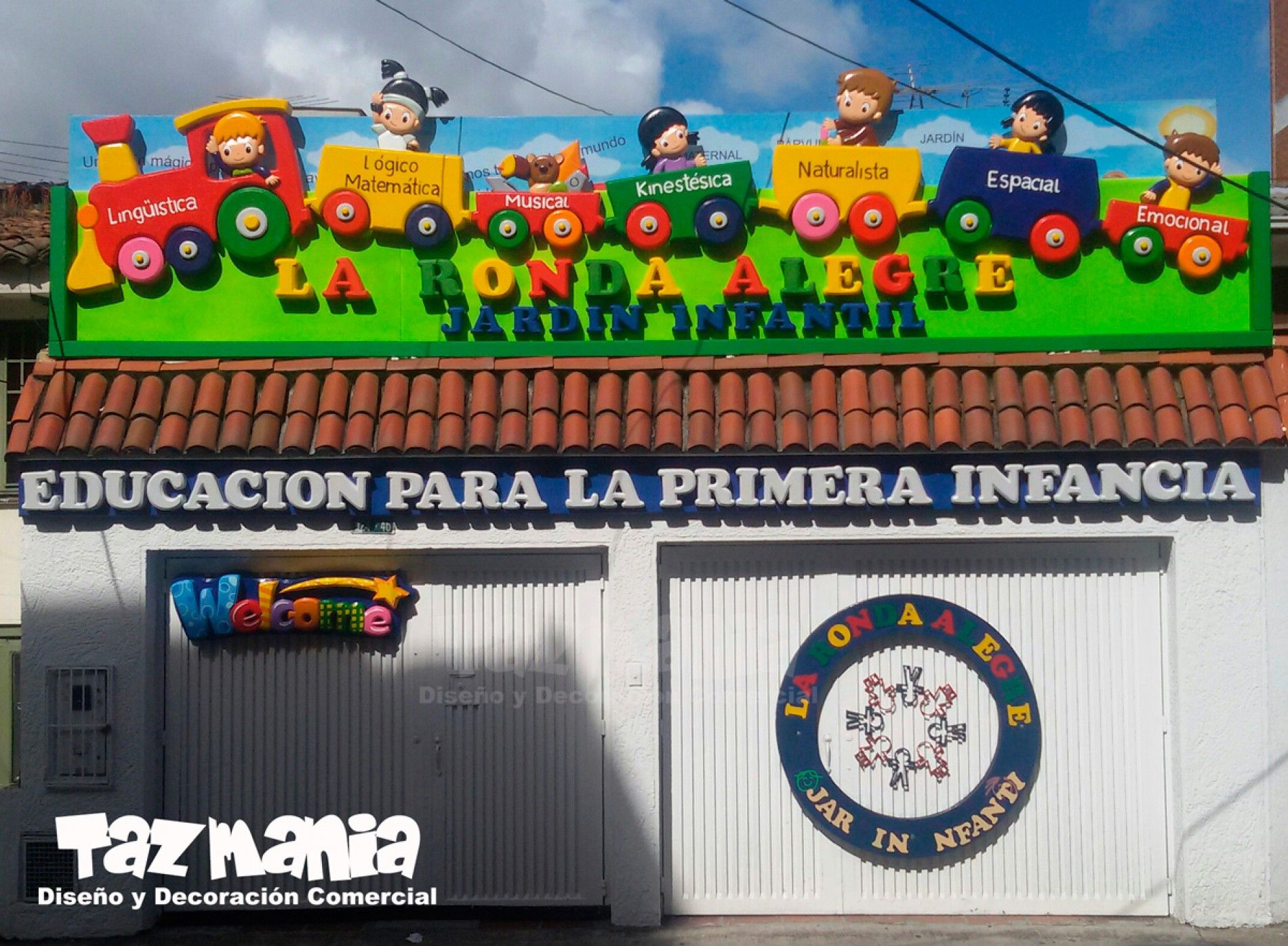 Tazmania Dise O Y Decoraci N Comercial Ecole Amen2 Pinterest  # Muebles Safari Bucaramanga