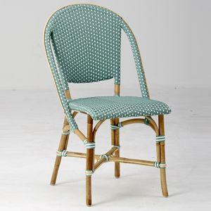 Chaise En Rotin Interieur Exterieur Sofie Sika Design