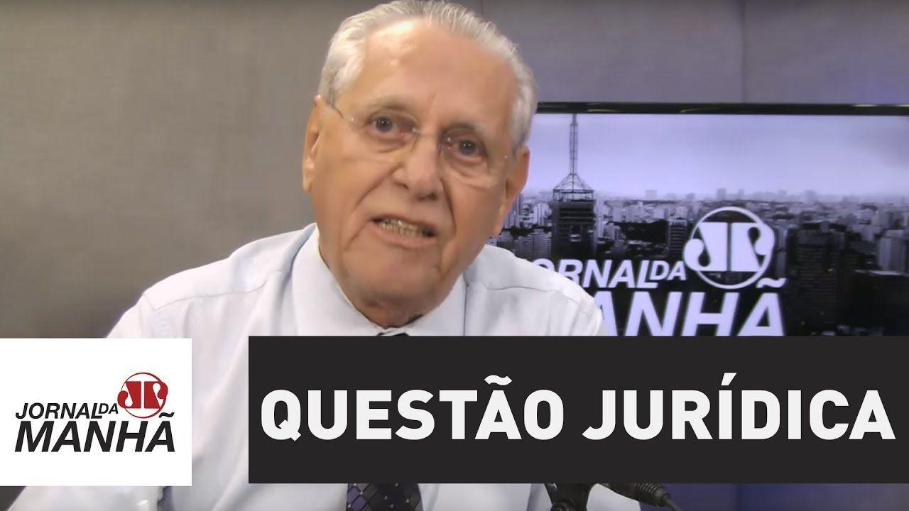 A questão jurídica que envolve grande decisão histórica da República | J...