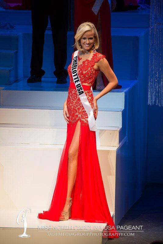 The Reigning Miss Charlotte Usa 2013 Kristina Cooper At Miss Nc Usa