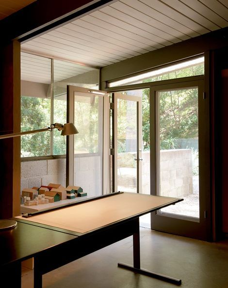 Gelb House Mutual Housing Association Crestwood Hills Los Angeles 1946 50 Modern Architecture House Architect