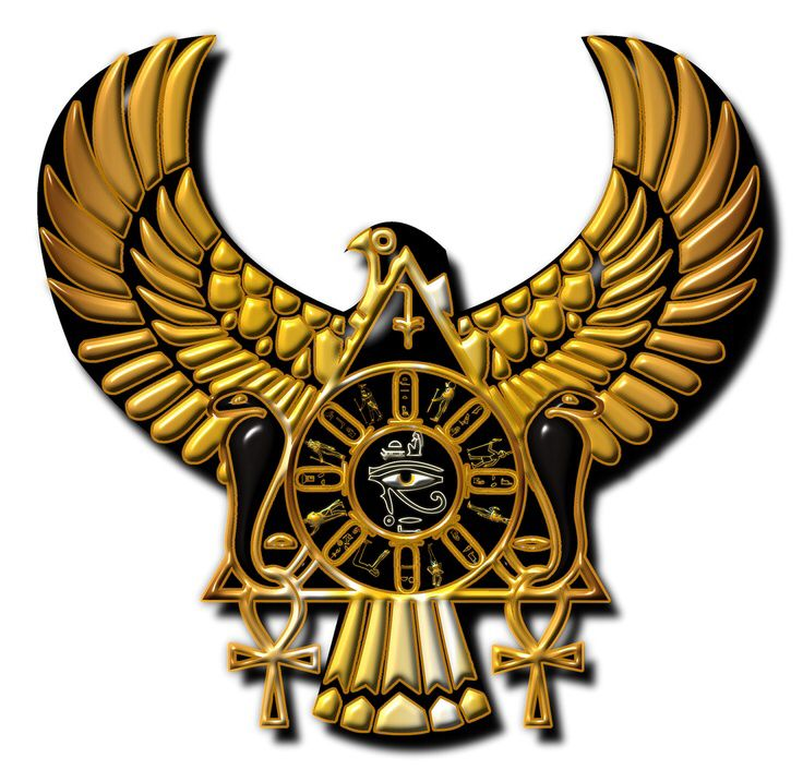 Egyptian Falcon Tattoo Potential Pinterest Falcons Egyptian