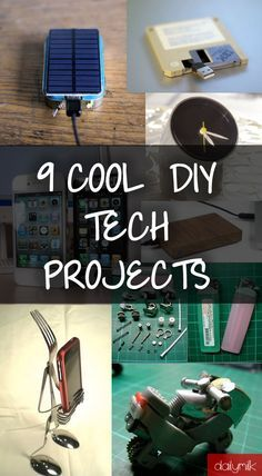 9 cool diy tech projects to impress your friends diy tech do it 9 cool diy tech projects to impress your friends diy tech do it yourself upcycle recycle solutioingenieria Image collections