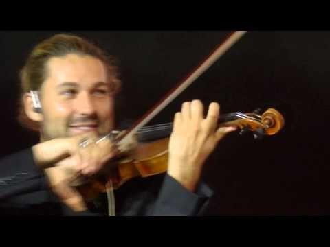 David Garrett - Viva la Vida Verona 05.09.2015 Teatro Romano