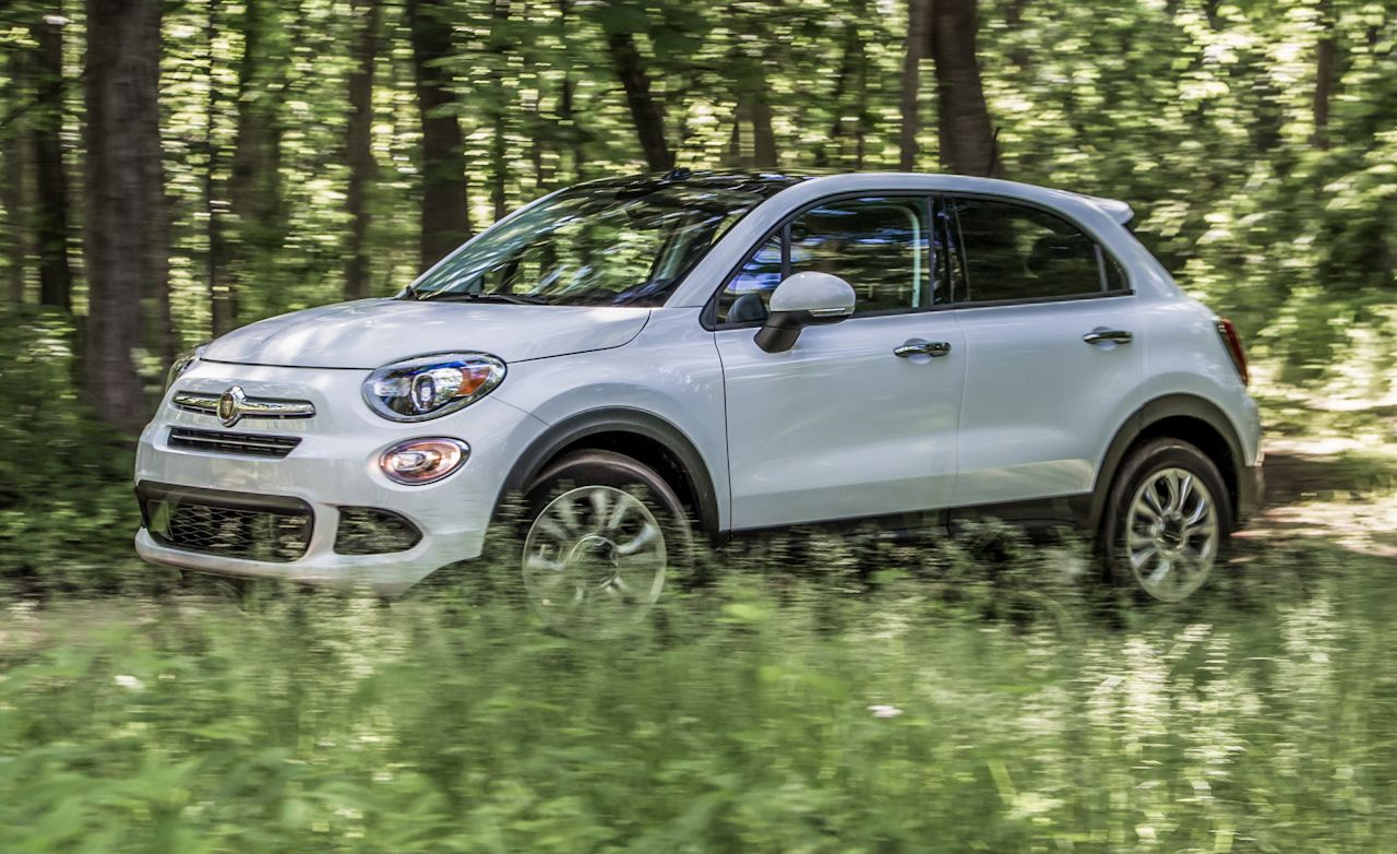 2020 Fiat 500x Review Pricing And Specs With Images Fiat