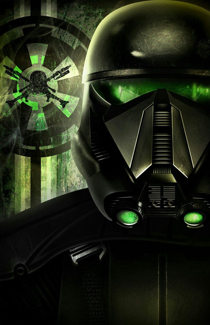 Star Wars Death Trooper Wallpaper - NOSIRIX