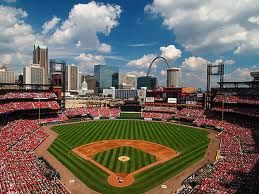 St. Louis Cardinals~(new) Busch Stadium in St. Louis, MO. My game: 7/4/12 vs Rockies with Aindriu, Thomas & Caitlin. Note: had seen a game at the old Busch Stadium in 2003.
