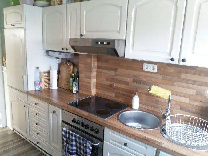 vorher nachher die k che basteln f r mich kitchen. Black Bedroom Furniture Sets. Home Design Ideas