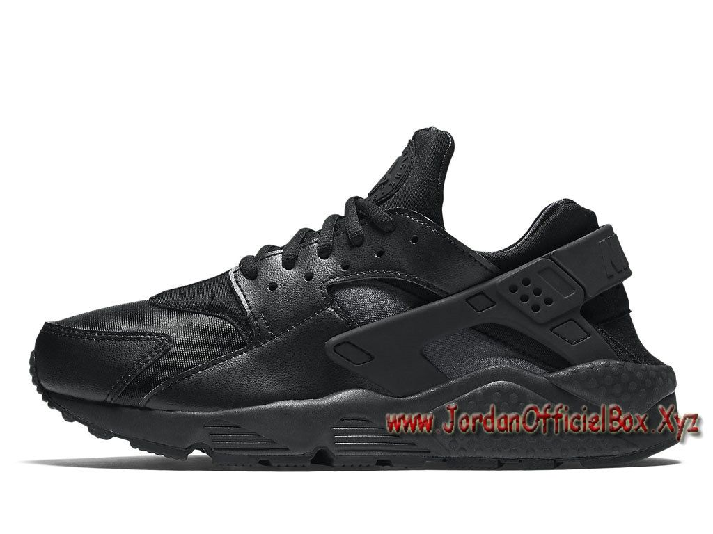 7f3a428207 Nike Wmns Air Huarache Run Noires 634835_012 Femme/Enfant Officiel urh  Noires - 1705140827 -