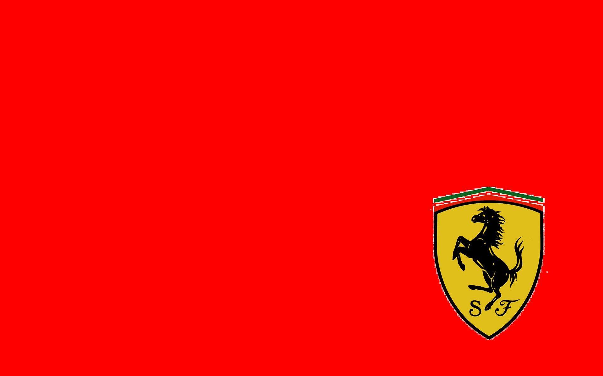 Ferrari Logo HD Laptop Wallpapers Ferrari, FerrariLogo