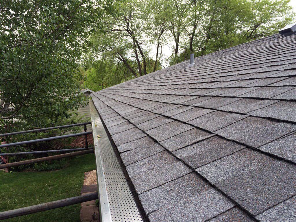 Eyecatching photo roofgarden Roofing, Roof cost, Roof