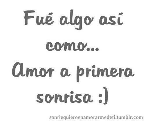 Amor A Primera Vista Tumblr Buscar Con Google Frases D Amor 5