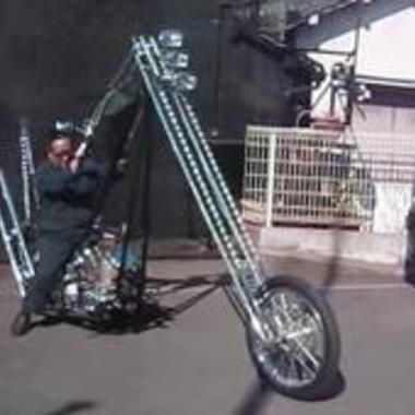 This Motorcycle Is Too Damn Tall sydneys.news