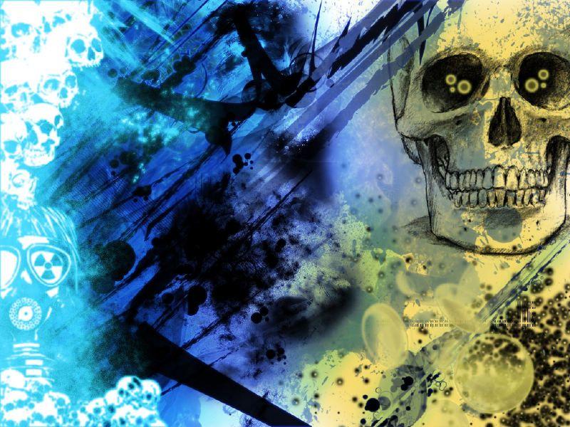 صور مرعبة صور جماجم صور رعب جدا منتديات حلم الاردن Skull Wallpaper Widescreen Wallpaper Skull