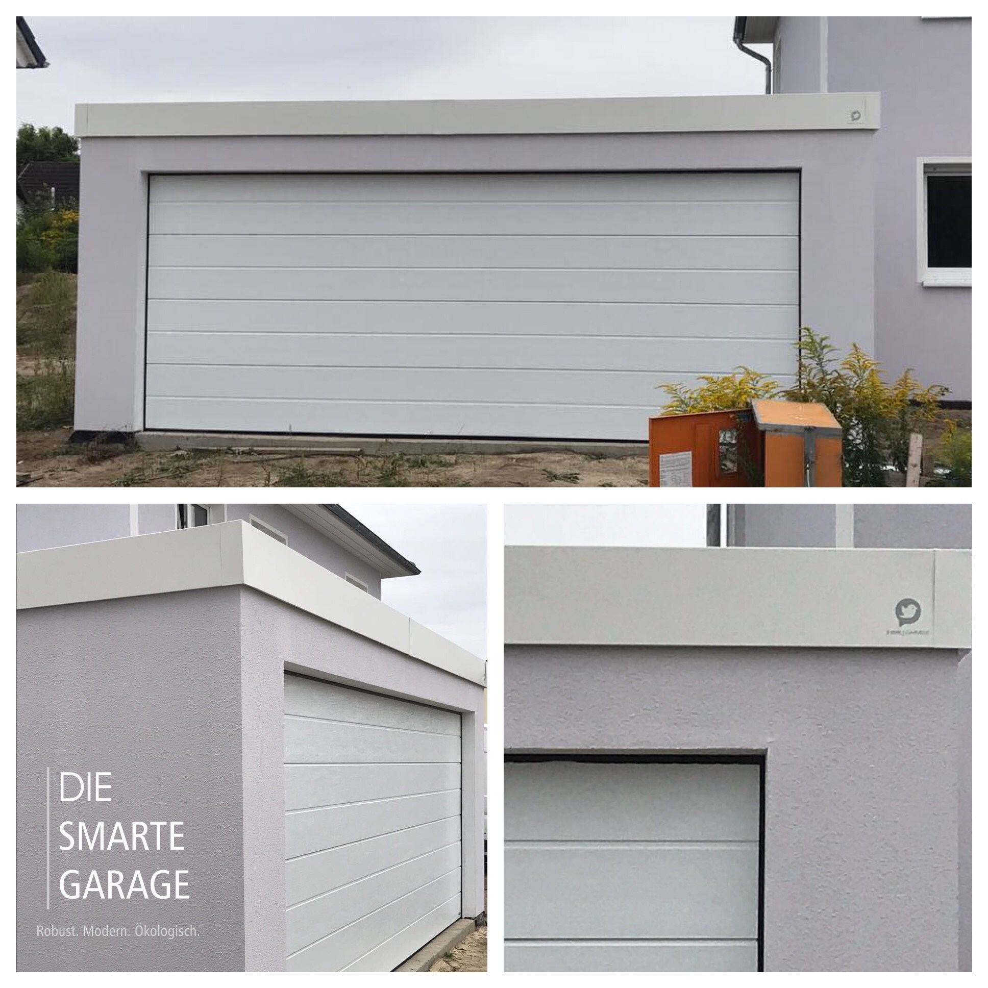 garage in holzst nderbauweise garage fertiggarage finkgarage garagausholz wirliebengarage. Black Bedroom Furniture Sets. Home Design Ideas