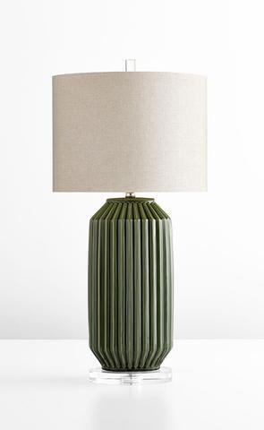 Allison Green Table Lamp Design By Cyan Design Green Table Lamp Table Lamp Design Lamp Design