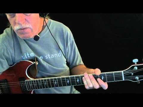 """▶ How to Play """"Sweet Home Chicago"""" - Blues Guitar Lesson - Bar Room Blues - YouTube"""